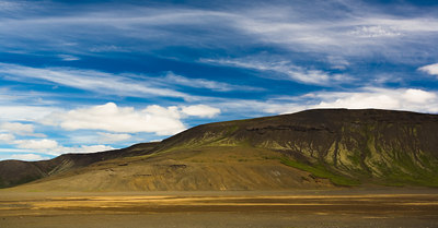 Colorfull mountain.